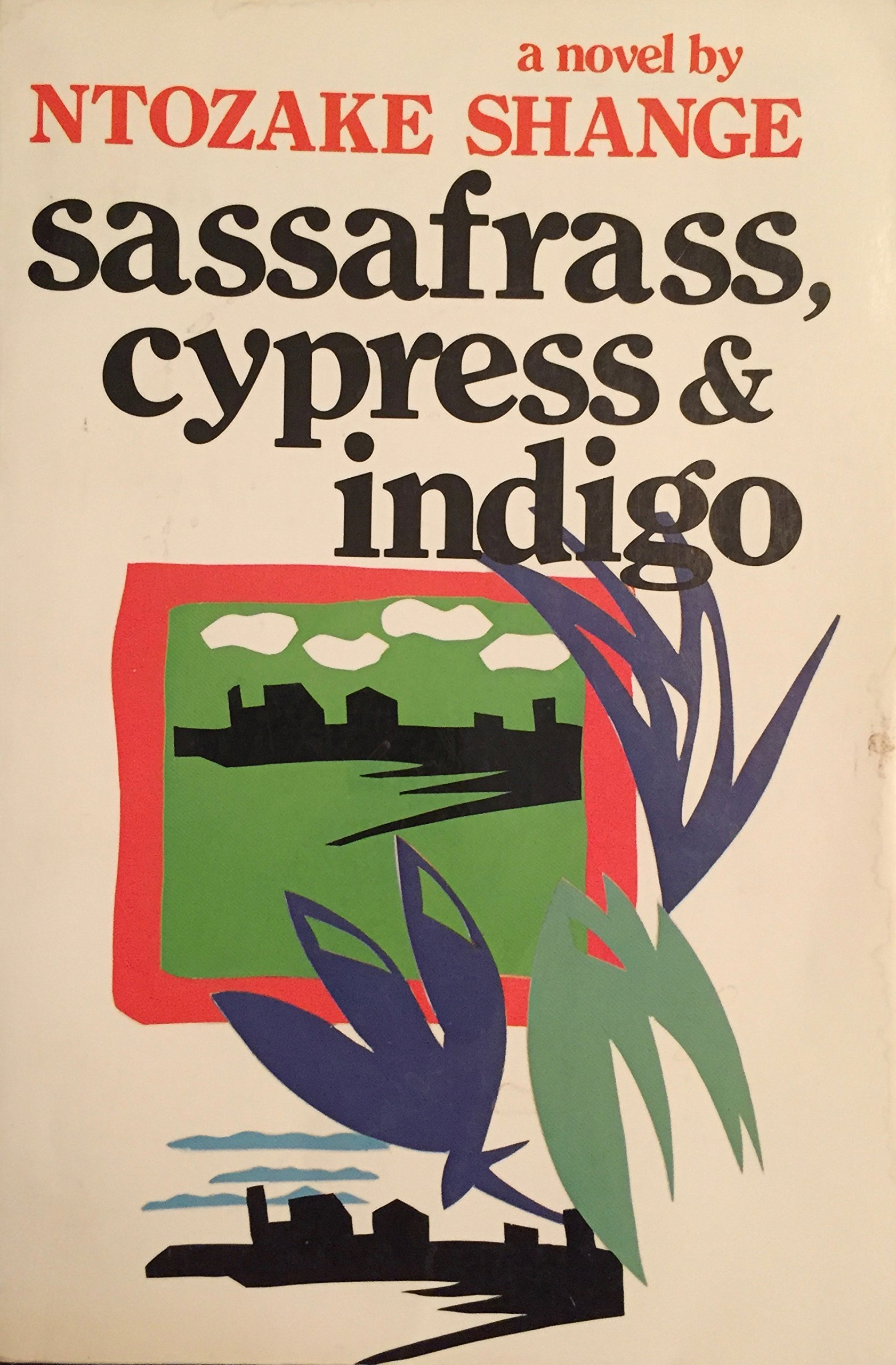 Image result for sassafrass cypress and indigo