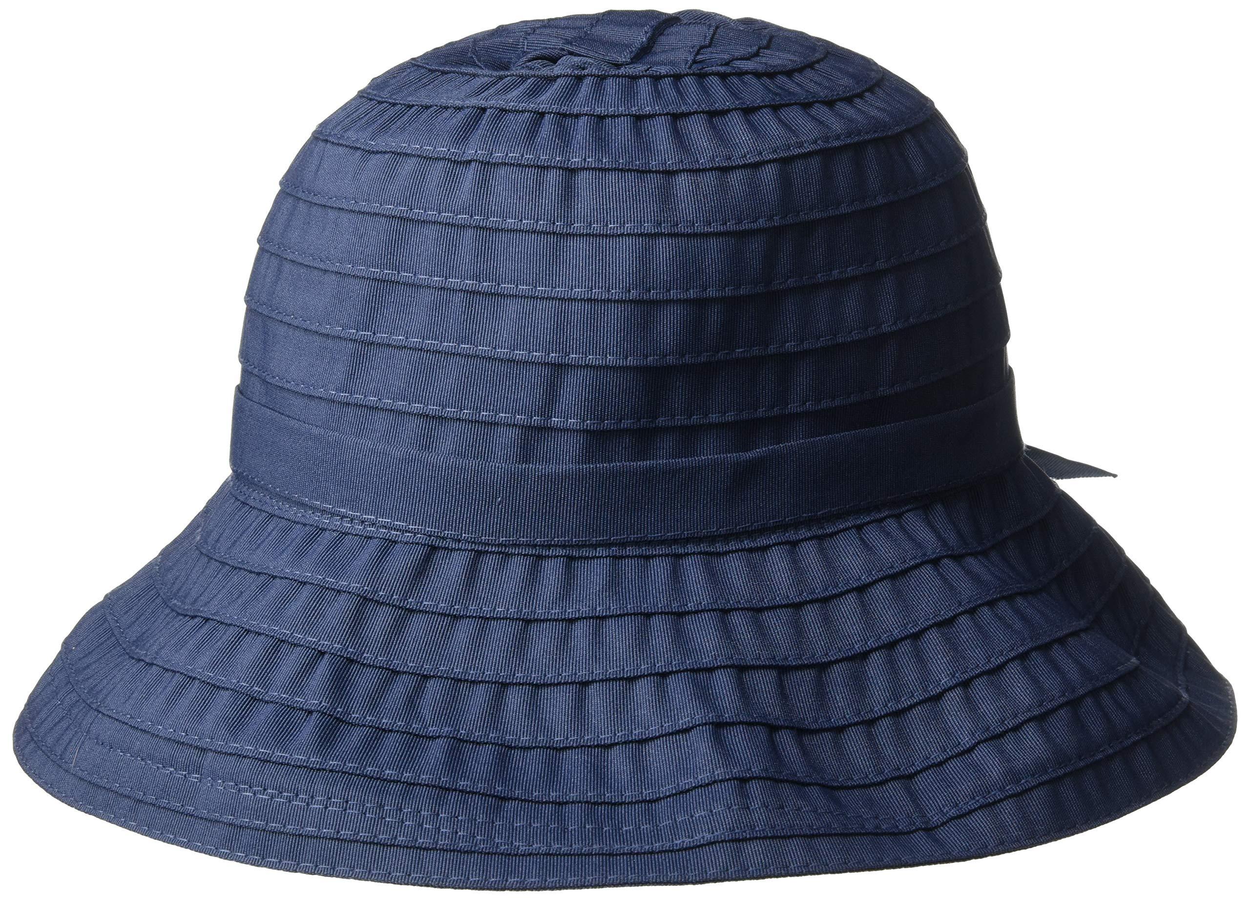 San Diego Hat Co. Women's RBS299OSNAV, Navy, One Size
