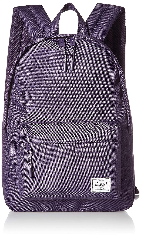 Herschel classic mid volume backpack purple velvet one size casual daypacks  jpg 888x1500 Purple grey herschel d653658cd2eb0