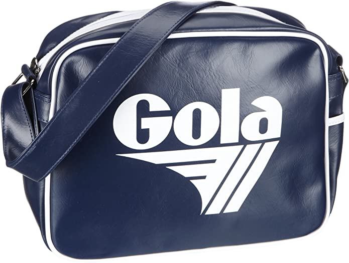 Gola Classics Unisex Adult Redford CUB901 Backpack Navy/White - other colours/designs available