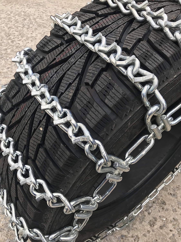 TireChain.com 35X12.50-17 VBAR Two Link Tire Chains