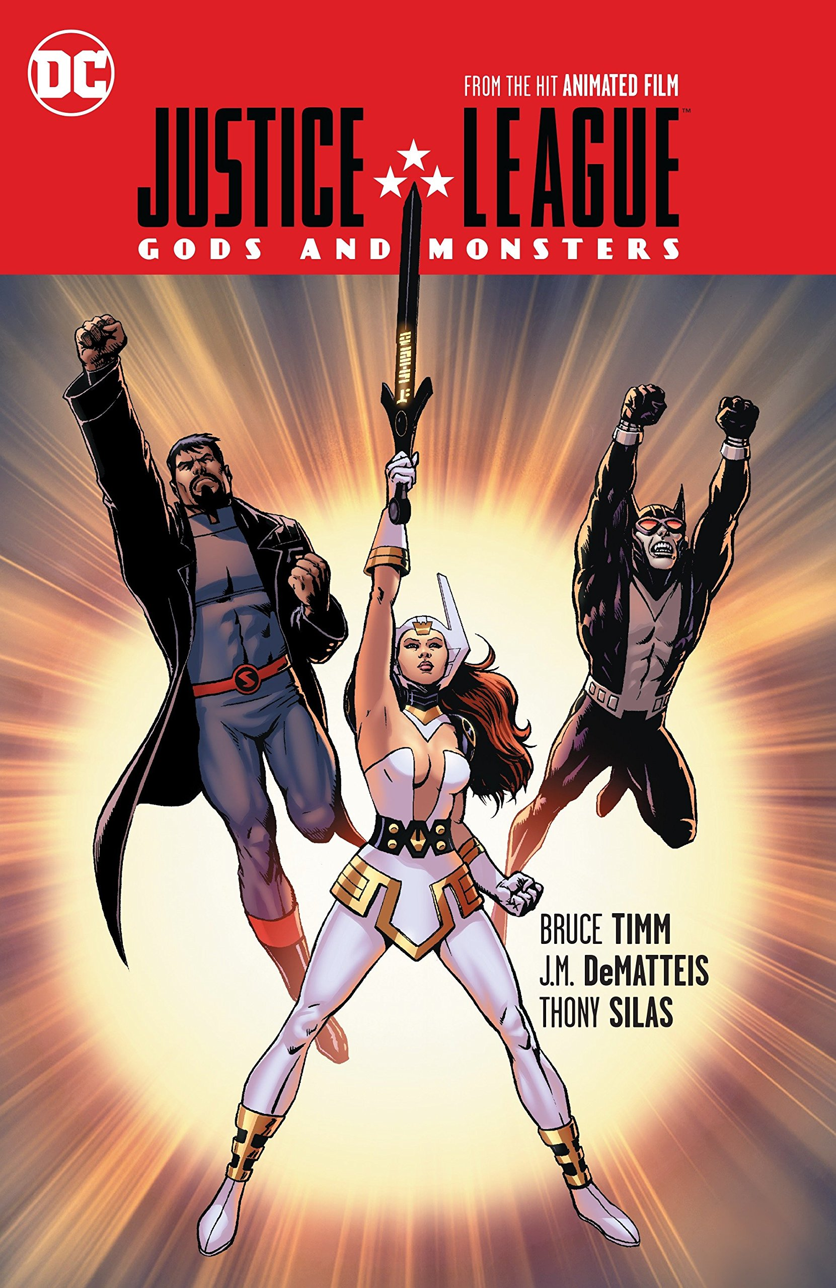 دانلود justice league gods and monsters