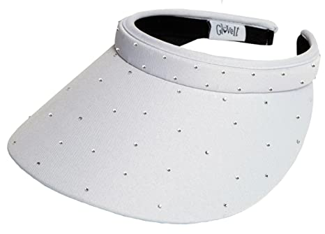0fa110583c034e Image Unavailable. Image not available for. Color: Glove It Women's Clip On Visor  Golf & Tennis ...
