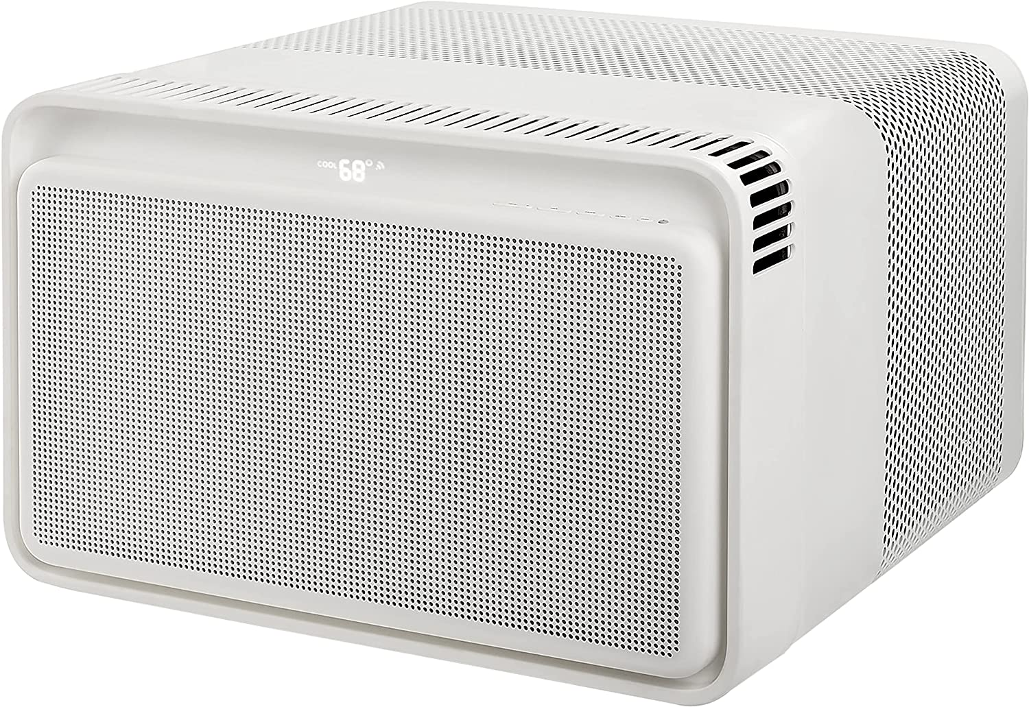 Windmill Air Conditioner: Smart Home AC - Easy to Install - Quiet - Energy Efficient - Side Insulation - Auto-Dimming LED Display - App and Voice-Enabled - 8,300 BTU