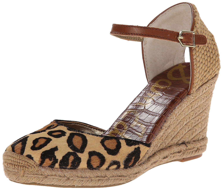 51a21481e88 Amazon.com | Sam Edelman Women's Harmony Wedge Sandal | Platforms ...