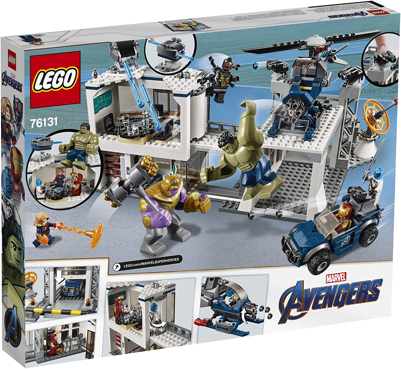 LEGO Marvel Super Heroes Hulk MINIFIG from Lego set #76131 Brand New