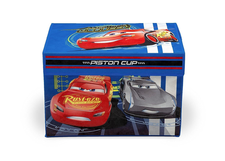 Disney/Pixar Cars Fabric Toy Box Delta Children TB83375CR