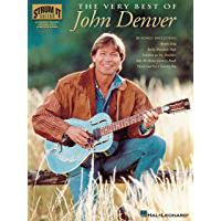 The Very Best of John Denver Songbook book cover