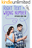 Right Text Wrong Number (Offsides Book 1) (English Edition)