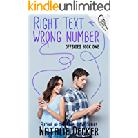 Right Text Wrong Number (Offsides Book 1)