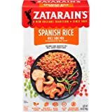 Zatarain's Spanish Rice, 6.9 oz, New Orleans Style Deliciousness, Gluten Free, Just Add Chicken and Vegetables for Restaurant-Style Latin American-Inspired Meals From Your  Kitchen