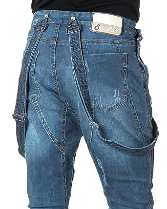 hombre en jeans Gyyvmi7bf6 June Colorblue Mono para Swag Sixth thCsQdrx
