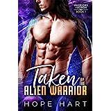 Taken by the Alien Warrior: A Sci Fi Alien Romance (Warriors of Agron Book 1)
