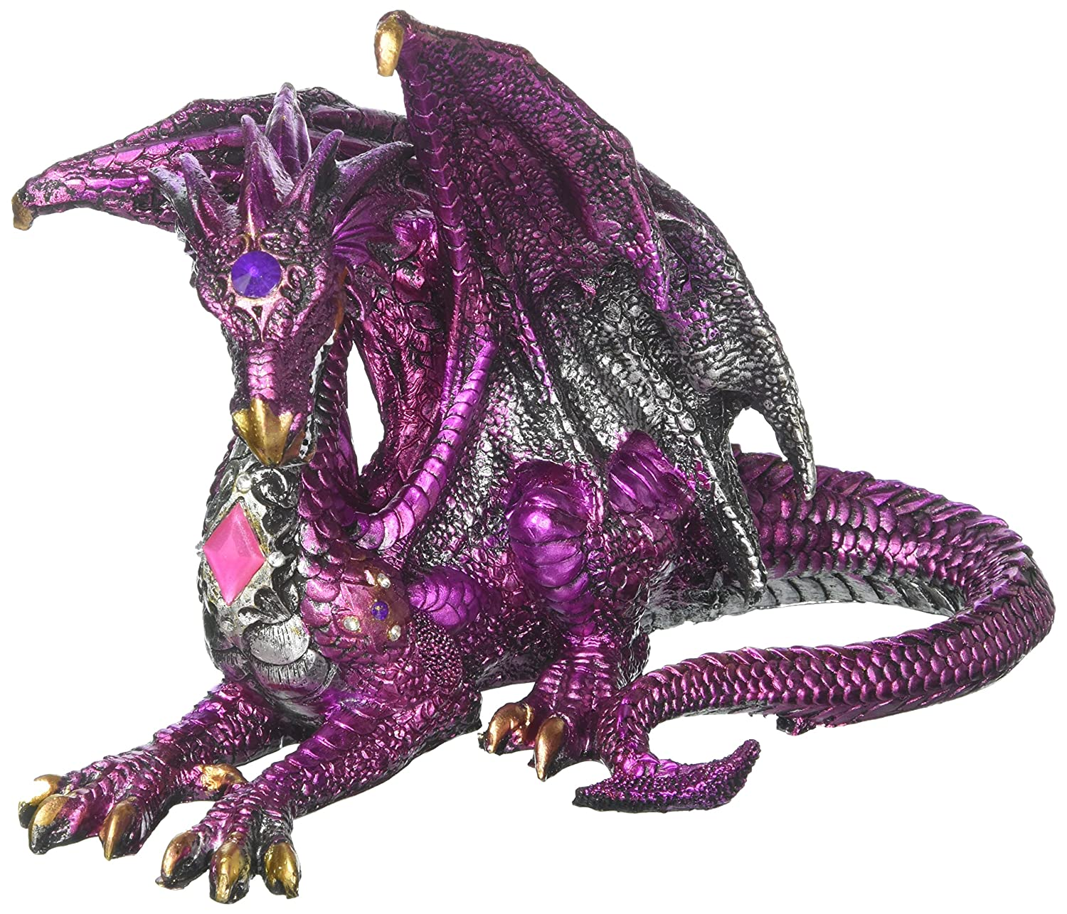 Design Toscano Scylla The Dragon Demon from The Depths of The Sea Statue