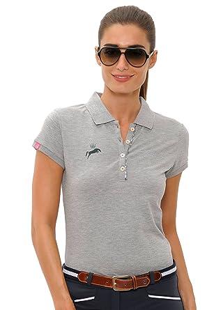 0fec74a747d03 SPOOKS Poloshirt Damen Mädchen Kinder