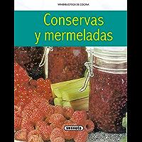 Conservas Y Mermeladas (Minibiblioteca De Cocina) (Spanish Edition)