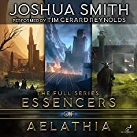 Essencers of Aelathia: A 3-in-1 Book Series