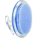 Exfoliating Brush to Treat and Prevent Razor Bumps and Ingrown Hairs - Eliminate Shaving Irritation for Face, Armpit, Legs, N