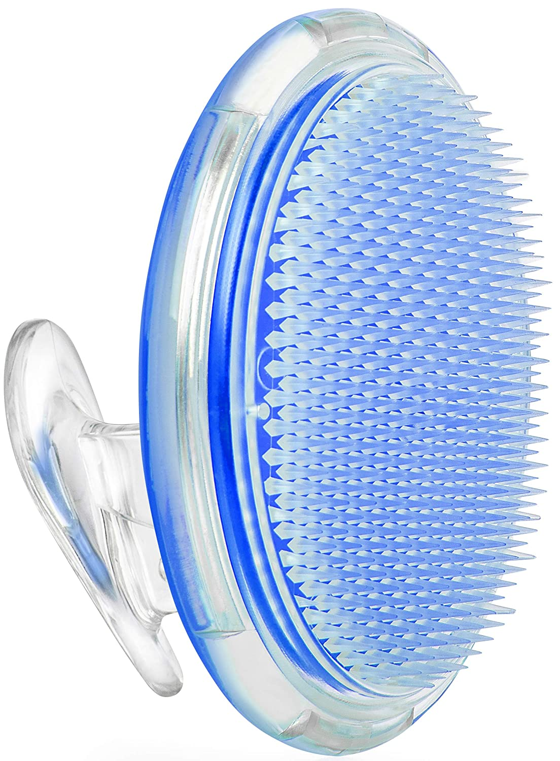Amazon.com : Exfoliating Brush to Treat and Prevent Razor Bumps and Ingrown  Hairs - Eliminate Shaving Irritation for Face, Armpit, Legs, Neck, Bikini  Line - Silky Smooth Skin Solution for Men and