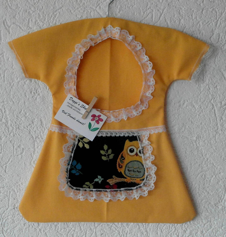 Klammerkleidchen Klammerkleid W/äscheklammerbeutel Clothespin Bag