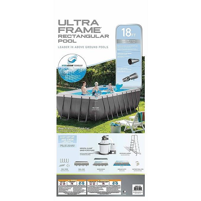 Nice Intex 14x42 Ultra Frame Pool Ensign - Frames Ideas - ellisras.info