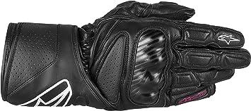 Alpinestars Stella Sp-8 Motorcycle Gloves Black new XS