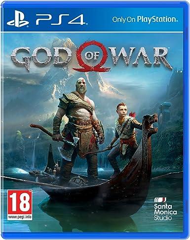 God of War - PlayStation 4 [Importación inglesa]: Amazon.es ...