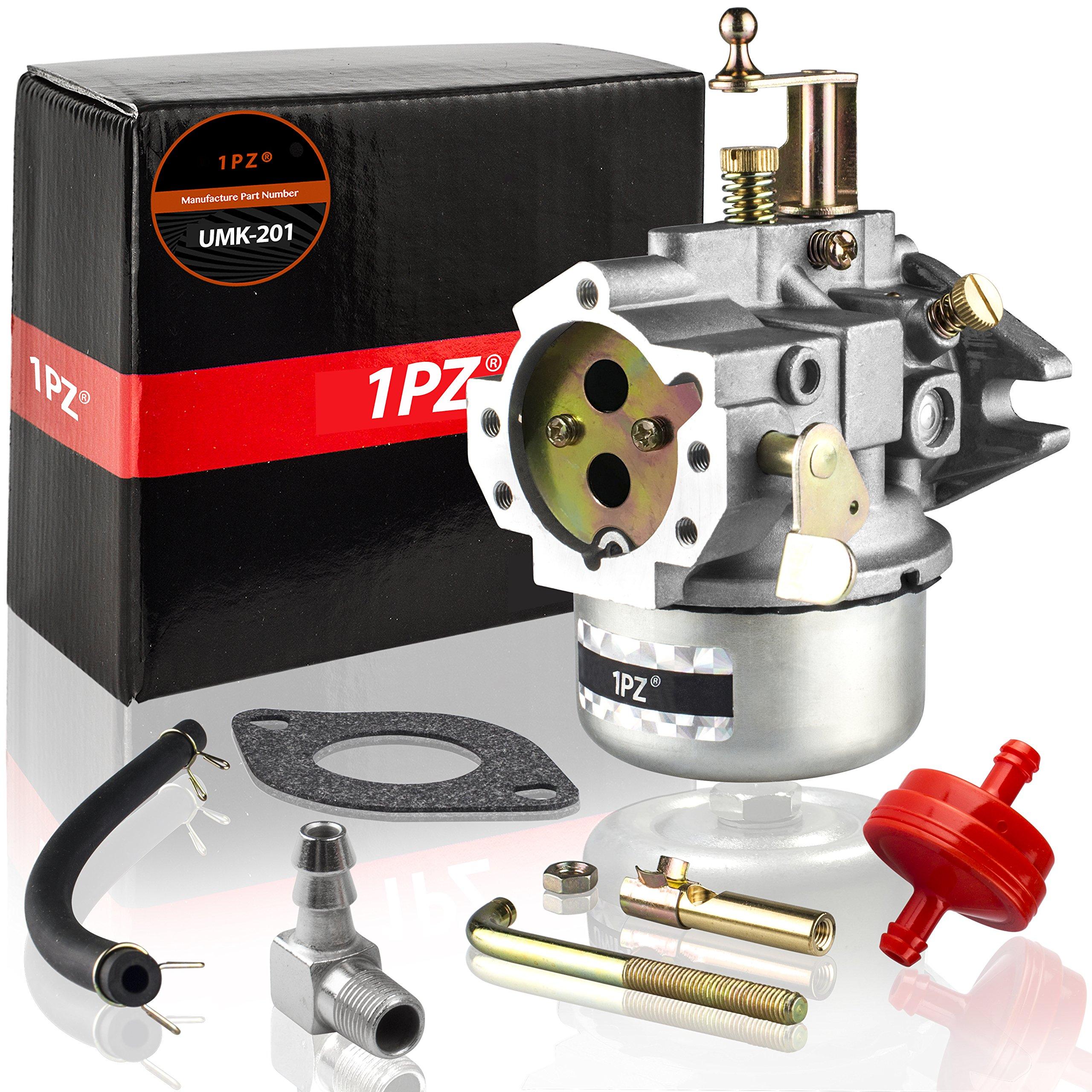 1PZ UMK-201 Carburetor for Kohler K321 and K341 Cast Iron Engine 14hp 16hp John Deer Tractor Engine Carb