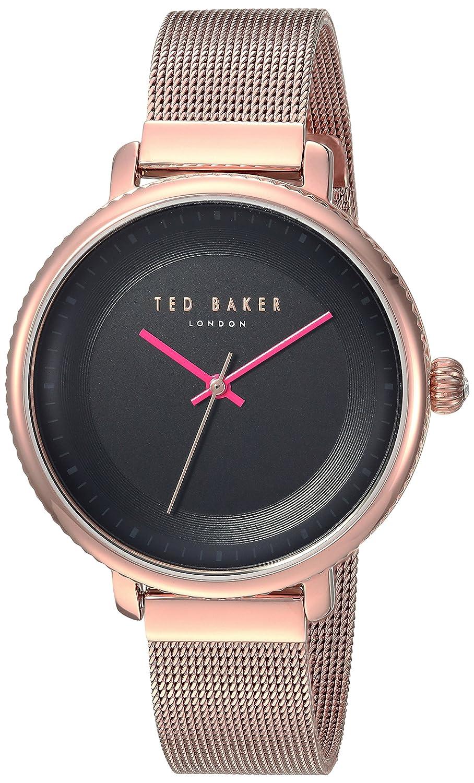 63e0a83006b Buy Ted Baker Women s  ISLA  Quartz Stainless Steel Dress Watch ...