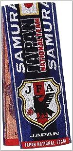 (Jリーグエンタープライズ)J.LEAGUE ENTERPRISE サッカー 日本代表 タオルマフラー(ビッグエンブレム)