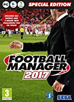 Football Manager 2017 Limited Edition (PC CD)