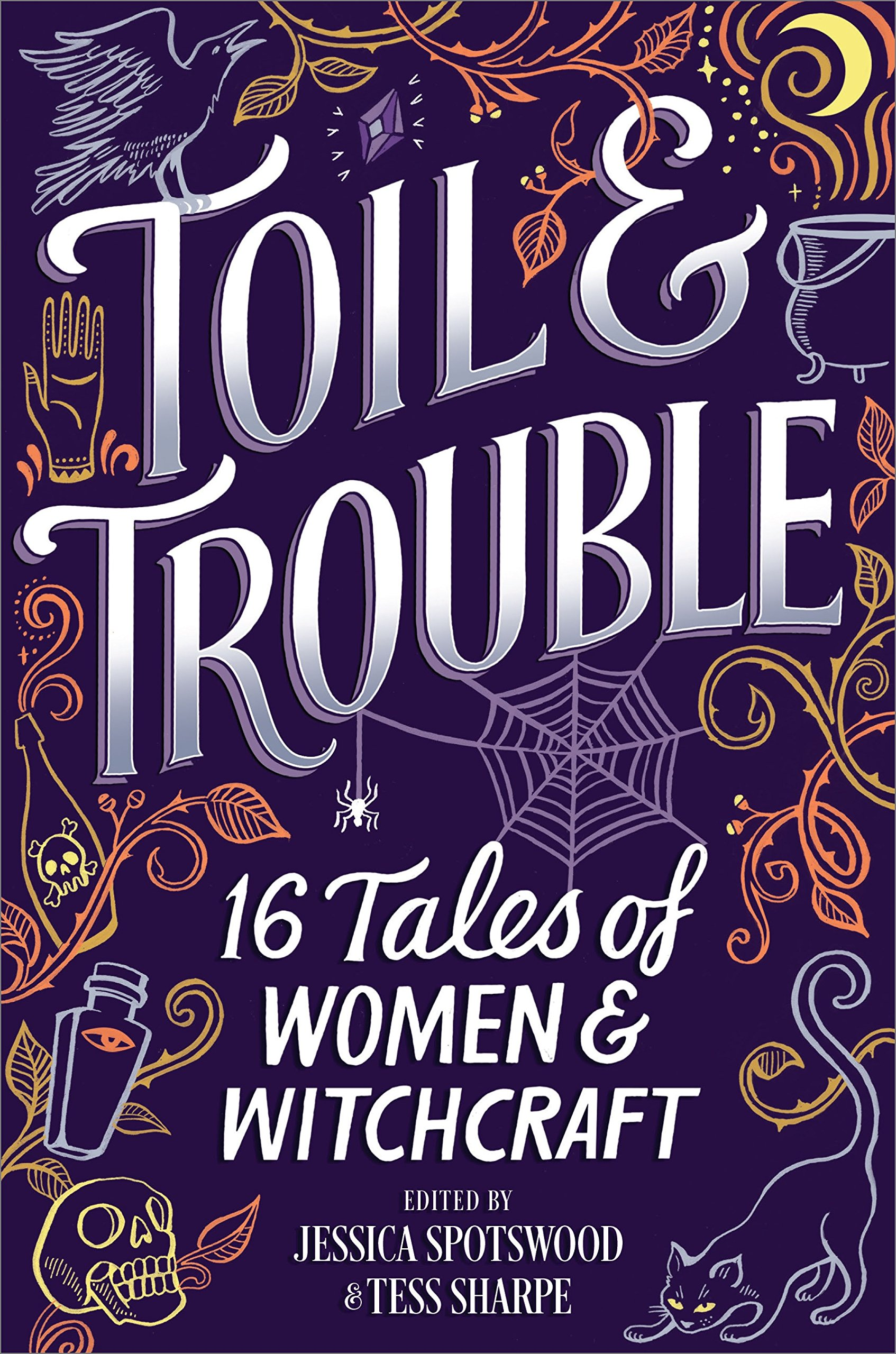 Image result for toil and trouble tessa