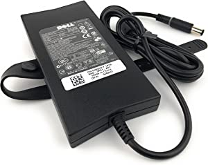 Dell Charger Power Supply Cord 90W 19.5V 4.62A for Latitude, Inspiron 1520 1521 1525 1526 1545 1564, Studio 1537 1555 1735 1737 and Vostro 3460 3560 1540 3750 (Original Dell PA-3E Adapter)
