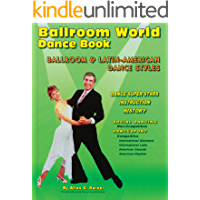 Ballroom World Dance Book Revised 4th Revised Edition book cover