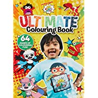 Ryan's World: Ultimate Colouring Book
