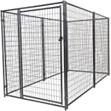 Lucky Dog Modular Welded Wire Kennel