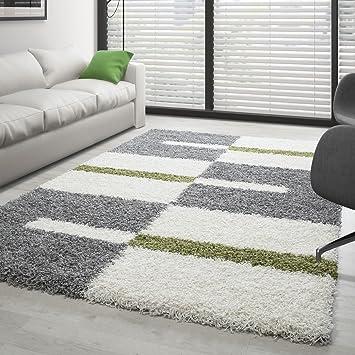 Carpettex Teppich Hochflor Langflor Wohnzimmer Shaggy Teppich ...