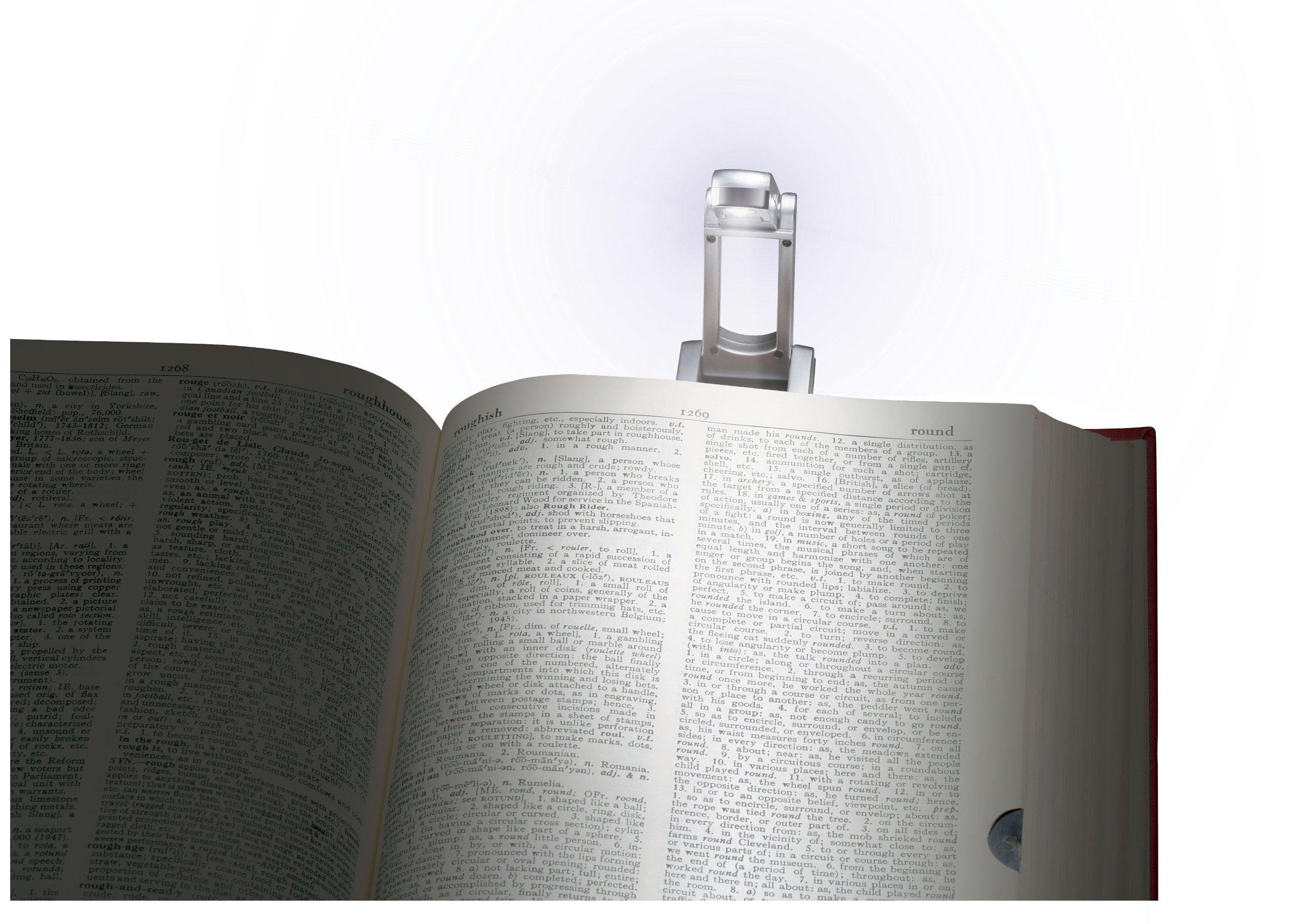 Meridian Point Robotic LED Book Light