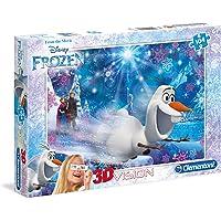 Clementoni Puzzle 104 3 Boyutlu Frozen