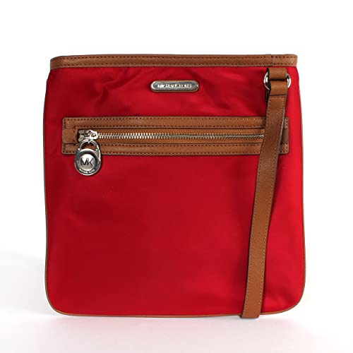 c805e7fff403 Image Unavailable. Image not available for. Color  MIchael Kors Kempton  Large Crossbody ...