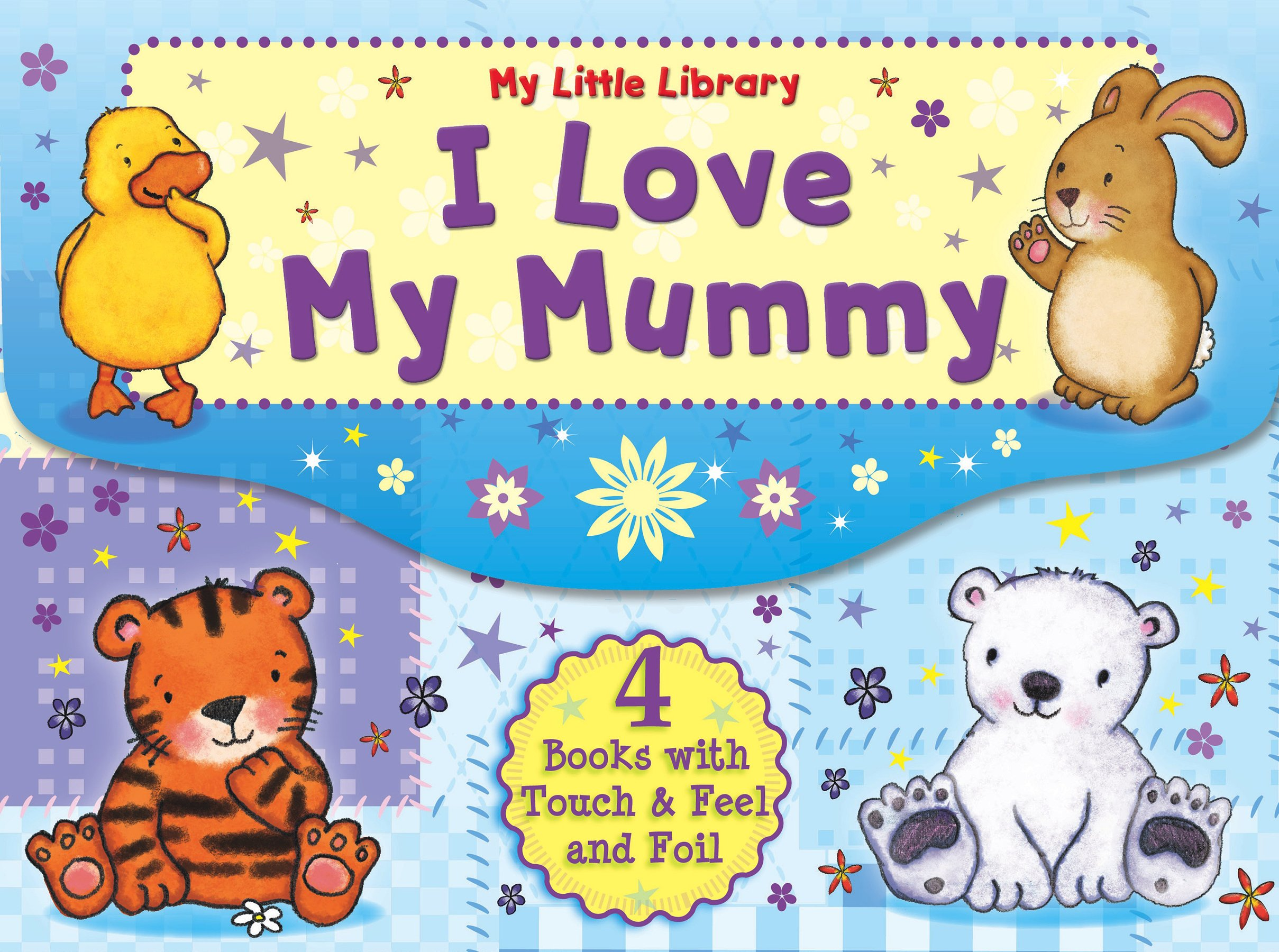 Download My Little Library: I Love My Mummy (Board Books Wallet) PDF