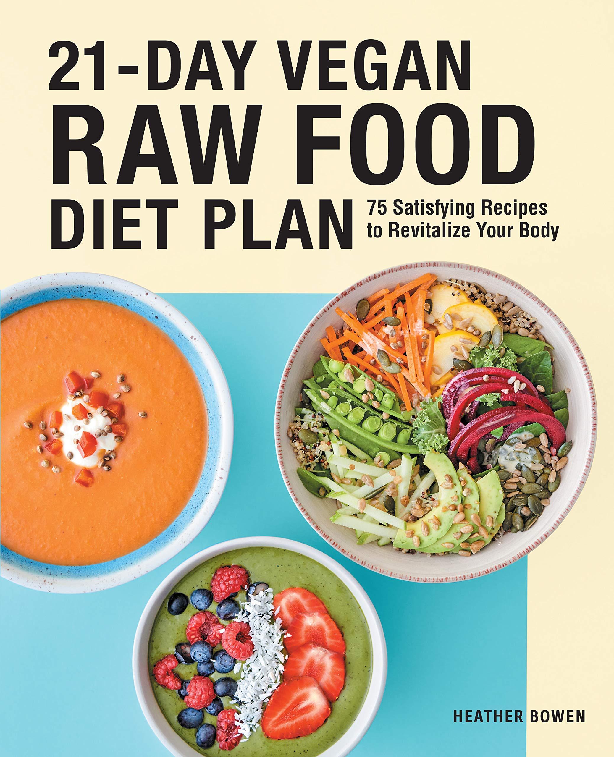 21 day vegan diet recipes