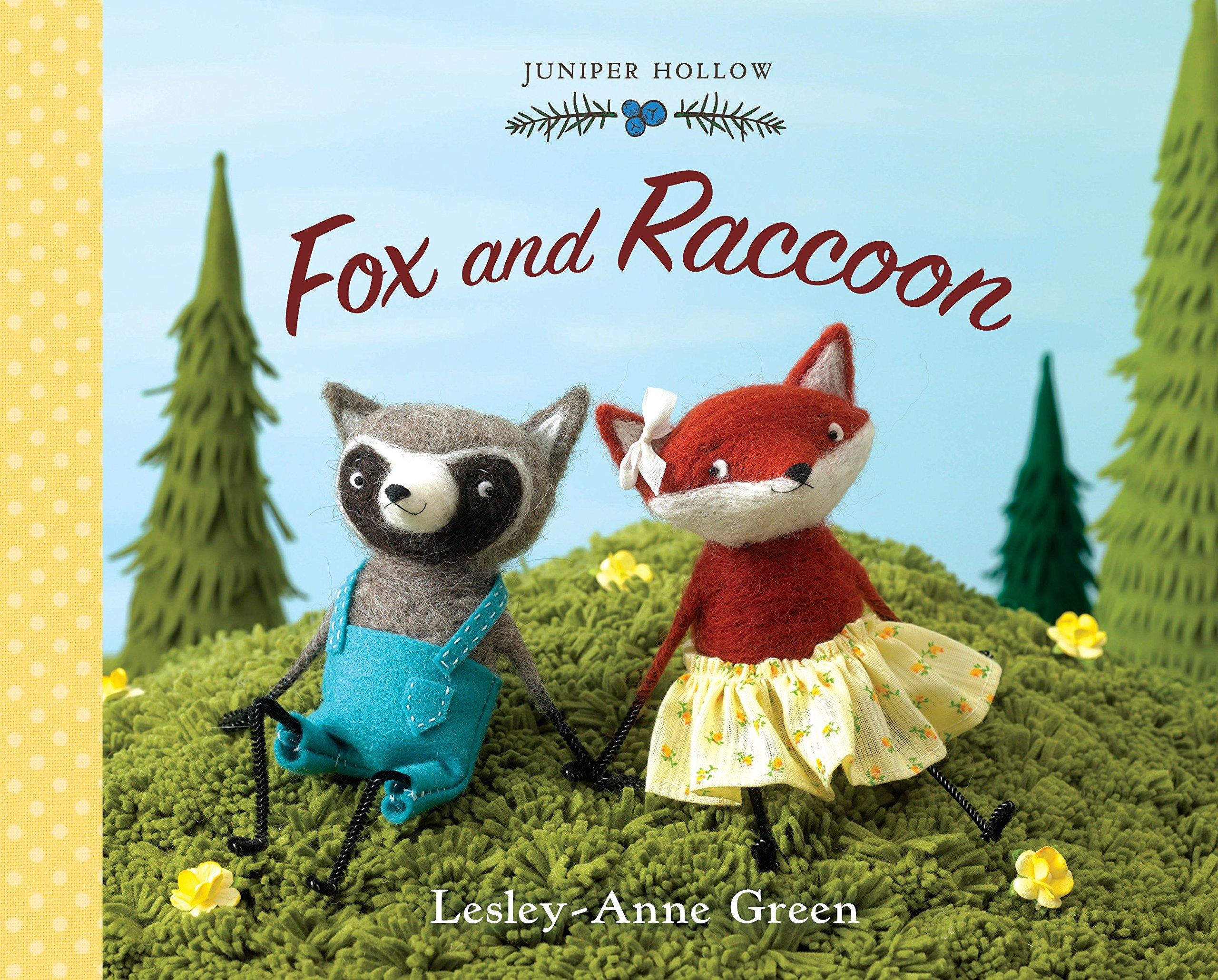 Fox and Raccoon (Juniper Hollow) PDF