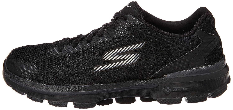 Skechers Herren Go Walk 3 Fit Fit Fit Knit Outdoor Fitnessschuhe blau ef6ba5
