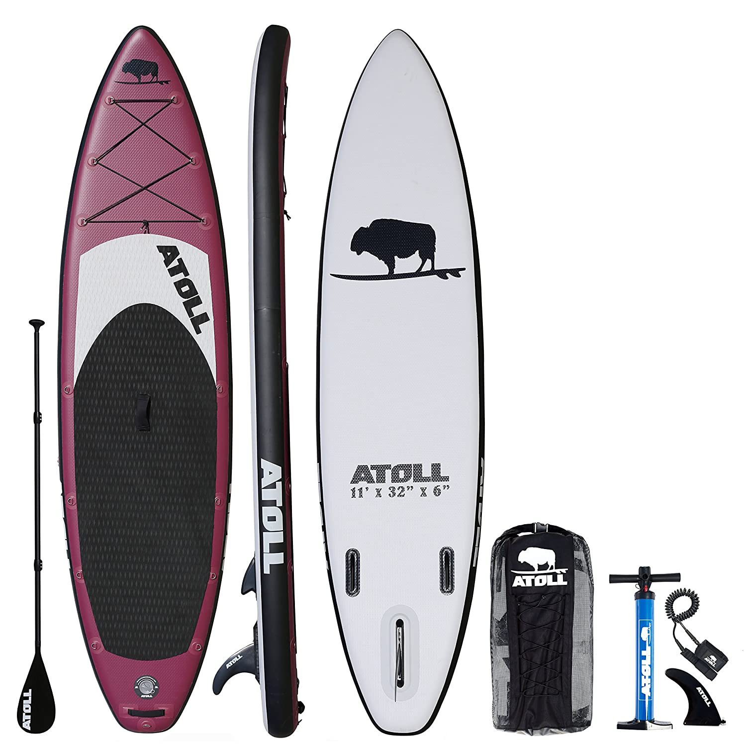 Atoll Paddle Inflatable SUP Review