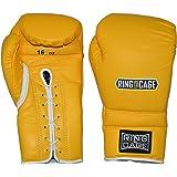 ジャパニーズスタイル トレーニング用ボクシンググローブ 2.0ベルクロ(面ファスナー)またはレースアップ 12オンス 14オンス 16オンス 18オンス 色45種類