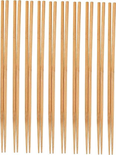 Details about  /2pairs Food Sticks Noodles Fried Home Super Long Cooking Chopsticks Hot Pot