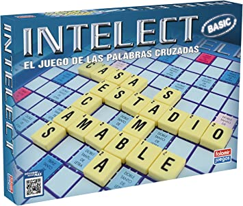 Falomir-Intelect Intelec Basic. Juego de mesa. Family & Friends, multicolor (646466) , color/modelo surtido: Amazon.es: Juguetes y juegos