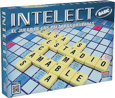 Falomir-Intelect Intelec Basic. Juego de mesa. Family & Friends, multicolor (646466) , color/modelo surtido: Amazon.es: Juguetes y juegos