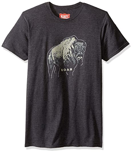 b5f2e85ac Hanes Men's Graphic T-Shirt - Rugged Outdoor Collection | Amazon.com